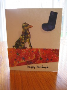 how to make a homemade greeting card