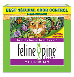 Feline Pine Clumping Cat Litter Review