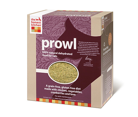Honest Kitchen Prowl cat food review