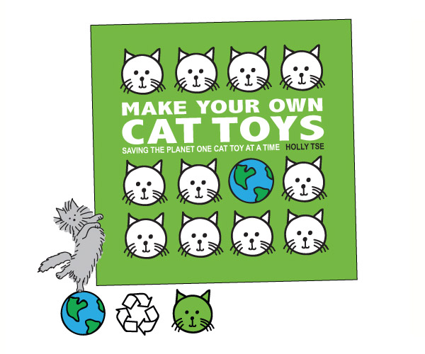 make your own cat toys digital version