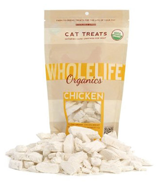 gourmet organic cat treats